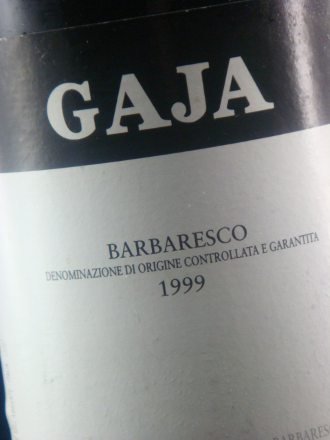 Barbaresco, Gaja